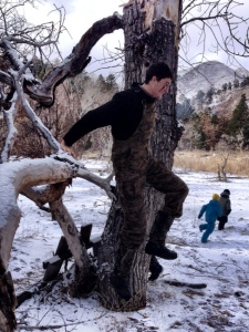 nature, kids, outdoor skills, Boulder, Colorado,