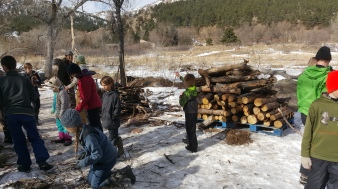 Wood Work Party